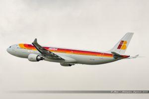 Airbus A330-300 (EC-LUB) Iberia