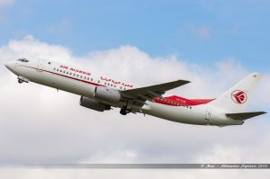 Boeing B737-800 (7T-VJK) Air Algérie