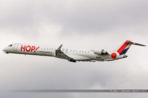 Bombardier CRJ1000 (F-HMLM) Hop!