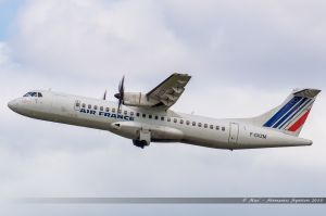 ATR 72-500 (F-GVZM) Airlinair