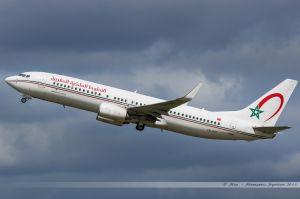Boeing B737-800 (CN-ROT) Royal Air Maroc