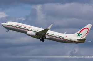 Boeing B737-800 (CN-ROK) Royal Air Maroc