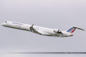 Bombardier CRJ1000 (F-HMLG) Britair