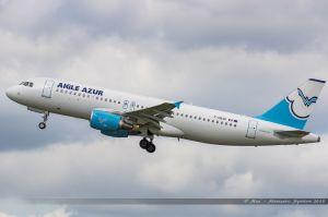 Airbus A320 (F-HBAP) Aigle Azur