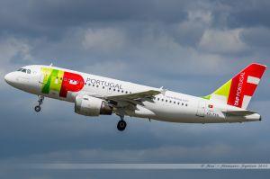 Airbus A319 (CS-TTN) TAP Portugal