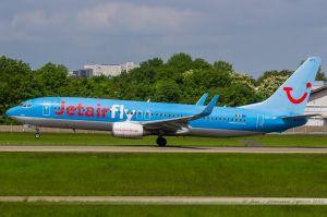 Boeing B737-800 (OO-JAF) Jetairfly