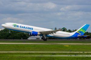 Airbus A330-300 (F-HPTP) Air Caraïbes International