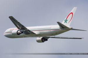 Boeing B767-300 (CN-ROW) Royal Air Maroc