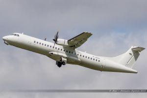 ATR 72-500 (F-GVZT) Airlinair
