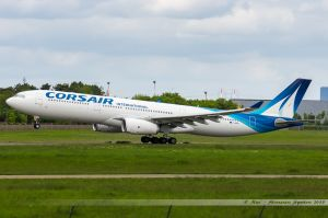 Airbus A330-300 (F-HSKY) Corsair International