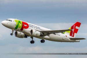 Airbus A319 (CS-TTM) TAP Portugal