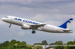 Airbus A320 (F-HDGK) Air Corsica