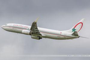Boeing B737-800 (CN-ROP) Royal Air Maroc