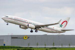 Boeing B737-800 (CN-RGK) Royal Air Maroc