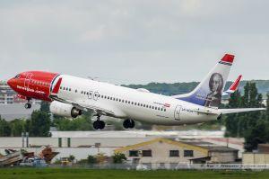 Boeing B737-800 (LN-NON) Norvegian Air Shuttle