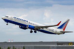 Boeing B737-800 (EI-UNK) Transaero
