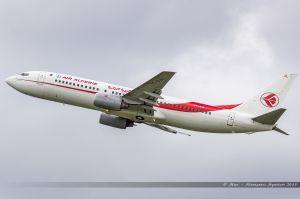 Boeing B737-800 (7T-VJL) Air Algérie