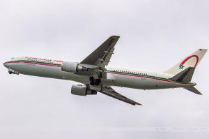 Boeing B767-300 (CN-RNT) Royal Air Maroc