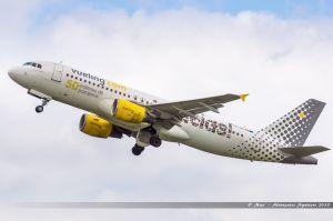 Airbus A320 (EC-JZQ) Vueling