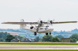 Consolidated Aircraft PBY-5A Catalina (G-PBYA) Plane Sailing
