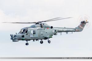 Westland WG-13 Lynx (XZ697/674) Royal Navy