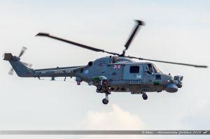 Westland WG-13 Lynx (ZD261/314) Royal Navy