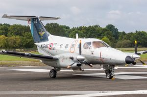 Embraer EMB-121AN Xingu (74) French Navy
