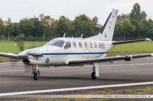 Socata TBM 700 (F-MABO) Aviation Légère de l'Armée de Terre (ALAT)