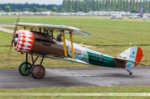 Nieuport 28 C (LX-NIE)