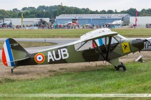 Piper PA-19 Super Cub (F-BOER) Aéroclub de l'Ille et Vilaine
