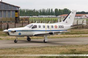 Socata TBM 700 (F-MABQ) Aviation Légère de l'Armée de Terre (ALAT)