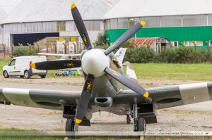 Supermarine Spitfire MK.XIX (F-AZJS) Private