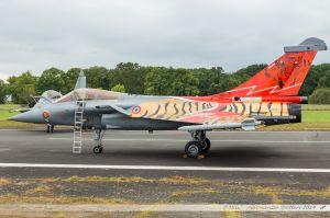 "Dassault Rafale C (113-GU) Armée de l'Air : ""NATO Tiger 2014 special c/s"""
