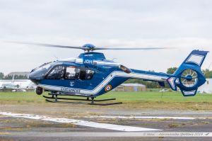 Eurocopter EC135 (F-MJDH) Gendarmerie Nationale
