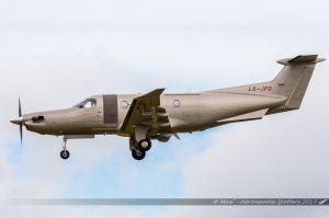 Pilatus PC12 (LX-JFQ) Jetfly