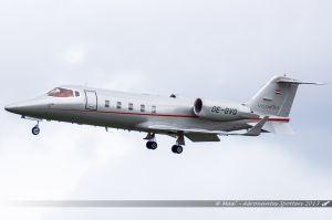 Learjet 60 (OE-GVQ) Vistajet