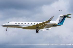 Gulfstream Aerospace G650 (N650PH) Gulfstream Aerospace