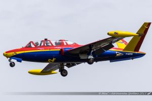 Fouga CM-170 Magister (F-GSYD) Patrouille Tranchant