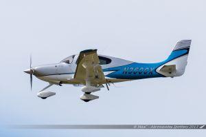 Cirrus SR22T (N3600X) Cirrus Design