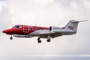 Learjet 35A (D-CCAA) Deutsche Rettugsflugwacht