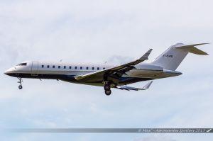 Bombardier BD-700-1A10 Global 6000 (F-GVMI) LVMH