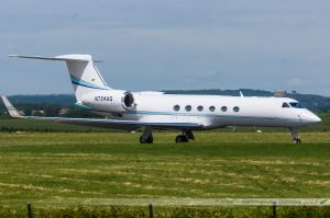 Gulfstream G-V (N724AG) Edan Ltd