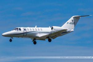 Cessna Citation 525 (F-GSGL) iXAir