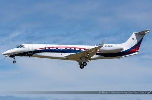 Embraer EMB-135BJ Legacy (M-ABEC) Carys Investment