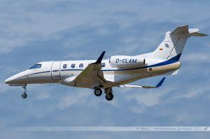 Embraer EMB-505 Phenom 300 (D-CLAM) Liebherr