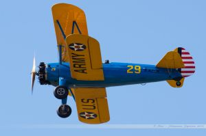 Boeing Stearman PT-17 Kaydet (F-AZCK) Private