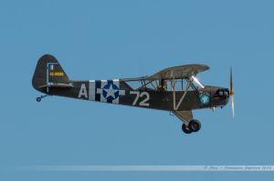 Piper J3 C 65 Cub (F-BCPY/43-30240) Groupement pour la Préservation du Patrimoine Aéronautique