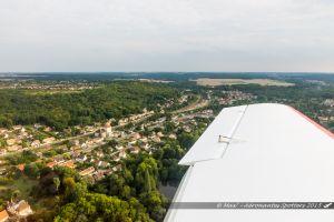 La ville de La Ferté-Alais