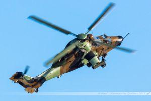 Eurocopter EC-665 Tigre HAP (F-MBHP) French Army - ALAT