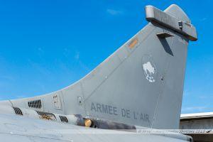 Dassault Rafale B (4-ID / 329) Armée de l'Air Française